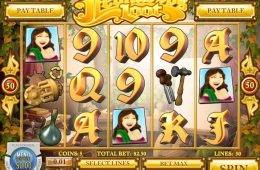 Máquina tragamonedas de casino sin suscripción Leonardo's Loot