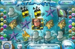 Juego no descargable Lost Secret of Atlantis