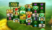 Juega gratis la tragaperras Magic of Oz
