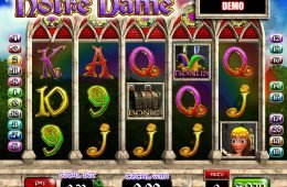 Haz girar gratis el juego de casino Notre Dame