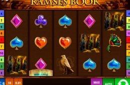 Juego online sin depósito Ramses Book