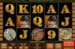 Tragaperras online gratuita Sherlock Mystery