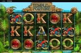 Imagen del juego de casino online Temple of Fortune