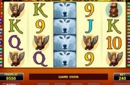 Prueba el juego de casino online Wolf Moon