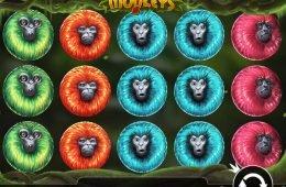 Máquina tragamonedas sin suscripción 7 Monkeys