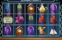 Haz girar el juego de casino gratuito Antique Riches