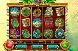Juega gratis en la tragamonedas online Aztec Slots