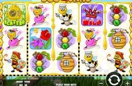 Máquina tragaperras online gratuita Bee Land