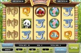 Máquina tragamonedas de casino sin suscripción Benny the Panda