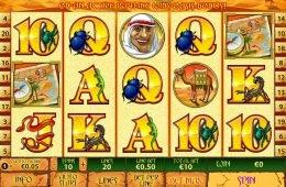 Juega gratis en la máquina tragamonedas sin suscripción Desert Treasure II