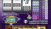 Juego de tragaperras online Diamond Dare Bonus Bucks