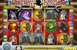 Juega la máquina tragamonedas online Fantasy Fortune