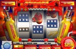 Juega en la máquina tragaperras Firestorm 7 de Rival Gaming