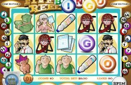 Máquina tragaperras online Five Reel Bingo