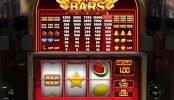 Haz girar el juego de casino Gold in Bars de GamesOS