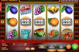 Tragamonedas online de casino Hot Cash