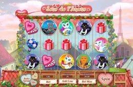 Juego online Jour de l'Amour de GameOS