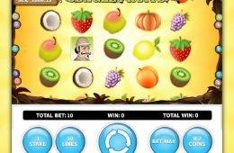 Una imagen de la tragaperras online Jungle Fruits