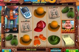 Haz girar el juego online de casino Little Pigs Strike Back