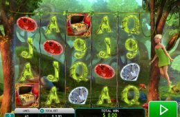 Tragaperras online gratuita Magic Gems
