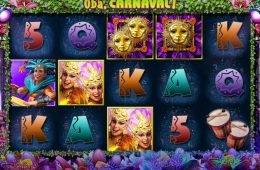 Máquina tragaperras gratis por diversión Oba, Carnaval!