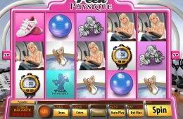 Juego de casino tragaperras online Peek Physique
