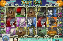 Casino free slot machine Scary Rich