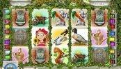 Haz girar la tragaperras gratuita Secret Garden
