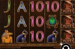Una imagen del juego de casino Tales of Egypt