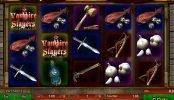Imagen de la tragaperras de casino de Vampire Slayers