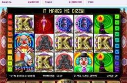 Una imagen del juego gratis Big Top 20