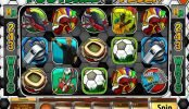 Tragaperras online gratuita Football Fever
