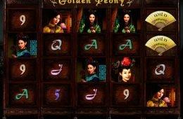 Gira gratis el juego de casino Golden Peony