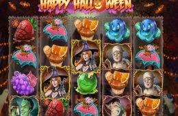 Máquina tragaperras de casino sin depósito Happy Halloween