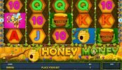 Máquina tragaperras online gratuita Honey Money