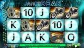 Una imagen del juego gratis de casino James Dean