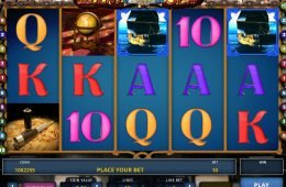 Free casino slot machine Legend of the Sea