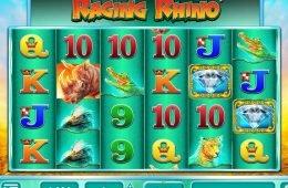 Juego de casino sin depósito Raging Rhino