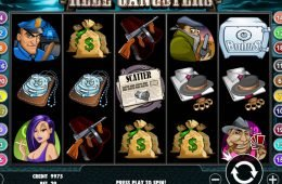 Divertida máquina tragamonedas Reel Gangsters