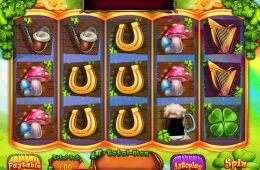Picture from casino game Slots O'Gold