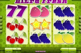 Juego online gratuito de casino Ultra Fresh
