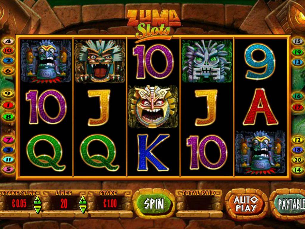 Zuma slot machine youtube