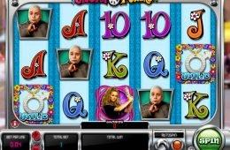 Máquina tragaperras de casino Austin Powers