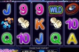 Máquina tragaperras sin depósito Casino Mania