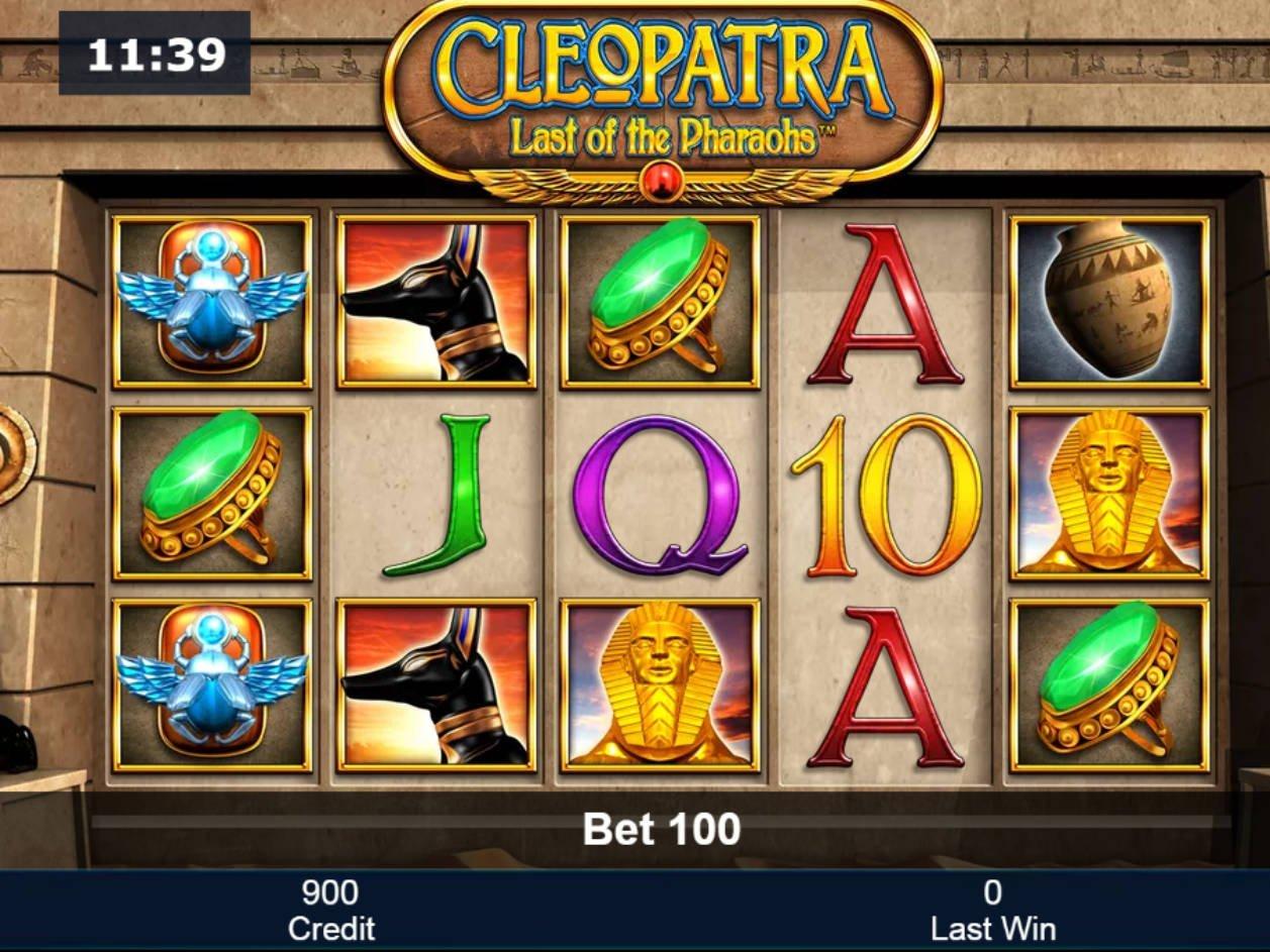 Jugar slots gratis cleopatra