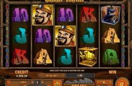 Tragamonedas de casino gratis Gold Rush