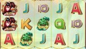 Una imagen de la máquina tragamonedas de casino Koi Princess