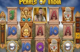 Máquina tragamonedas online Pearls of India