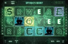 Juega en la tragamonedas de casino gratuita Satoshi's Secret