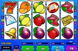 Juego de casino gratis Summertime